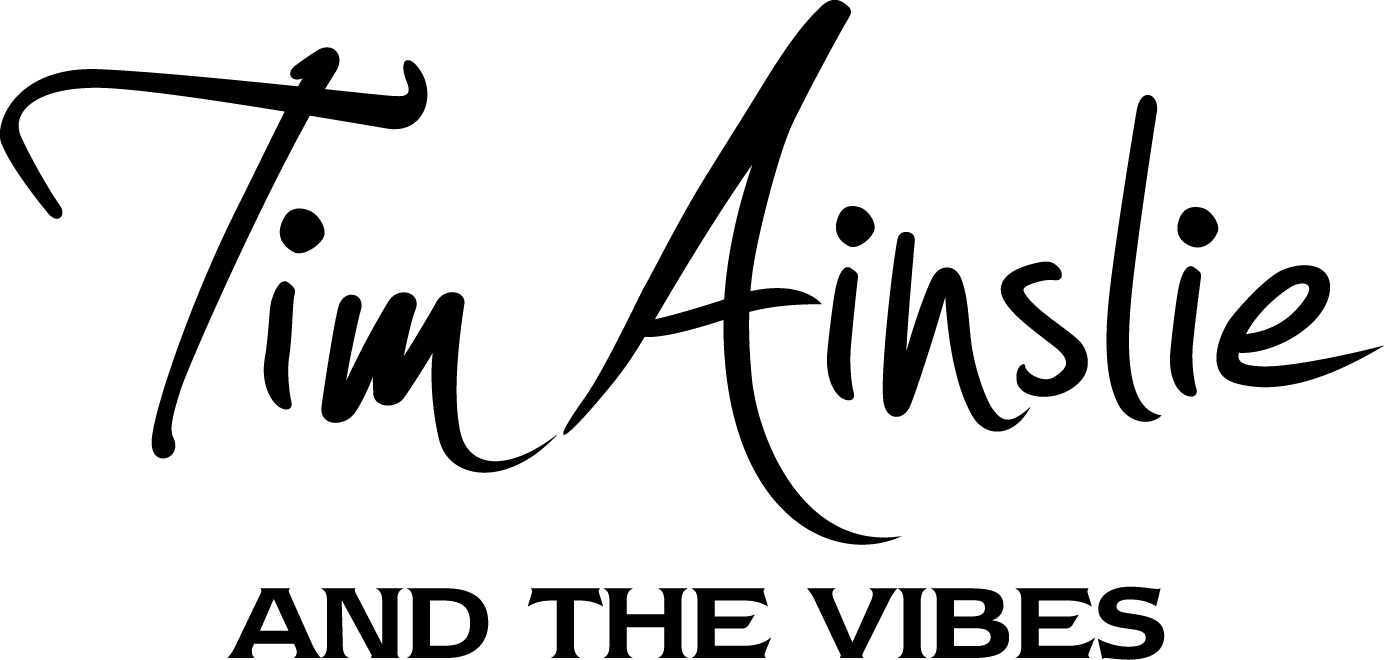 Tim Ainslie and the Vibes | Professional Blues Guitarist